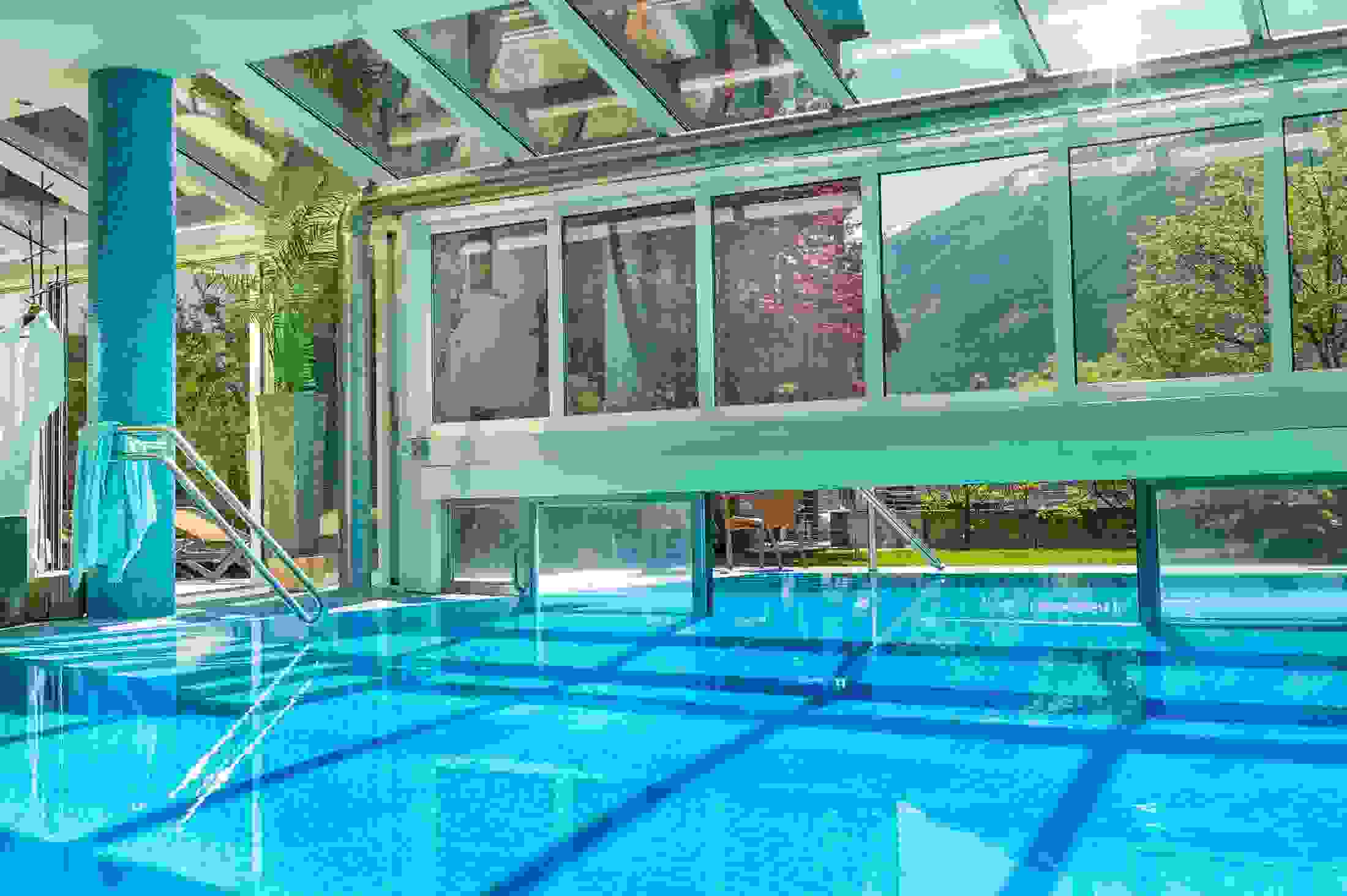 Appartamenti e residence con piscina e sauna in val venosta alto adige - Residence val badia con piscina ...